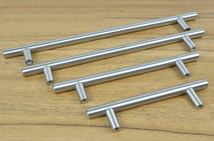 Stainless Steel Cabinet Handle Knobs, Stainless Steel Kitchen Cabinet Door Handles