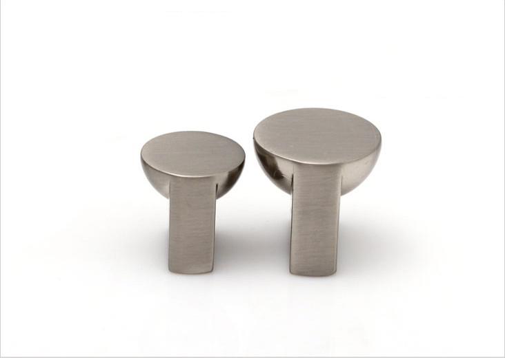 Stainless Steel Kitchen Cabinet Drawer Handles Bar KnobDiameter - Stainless steel knobs for kitchen cabinets